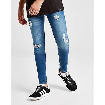 New Sonneti Boys' Rubert Ripped Jeans Blue