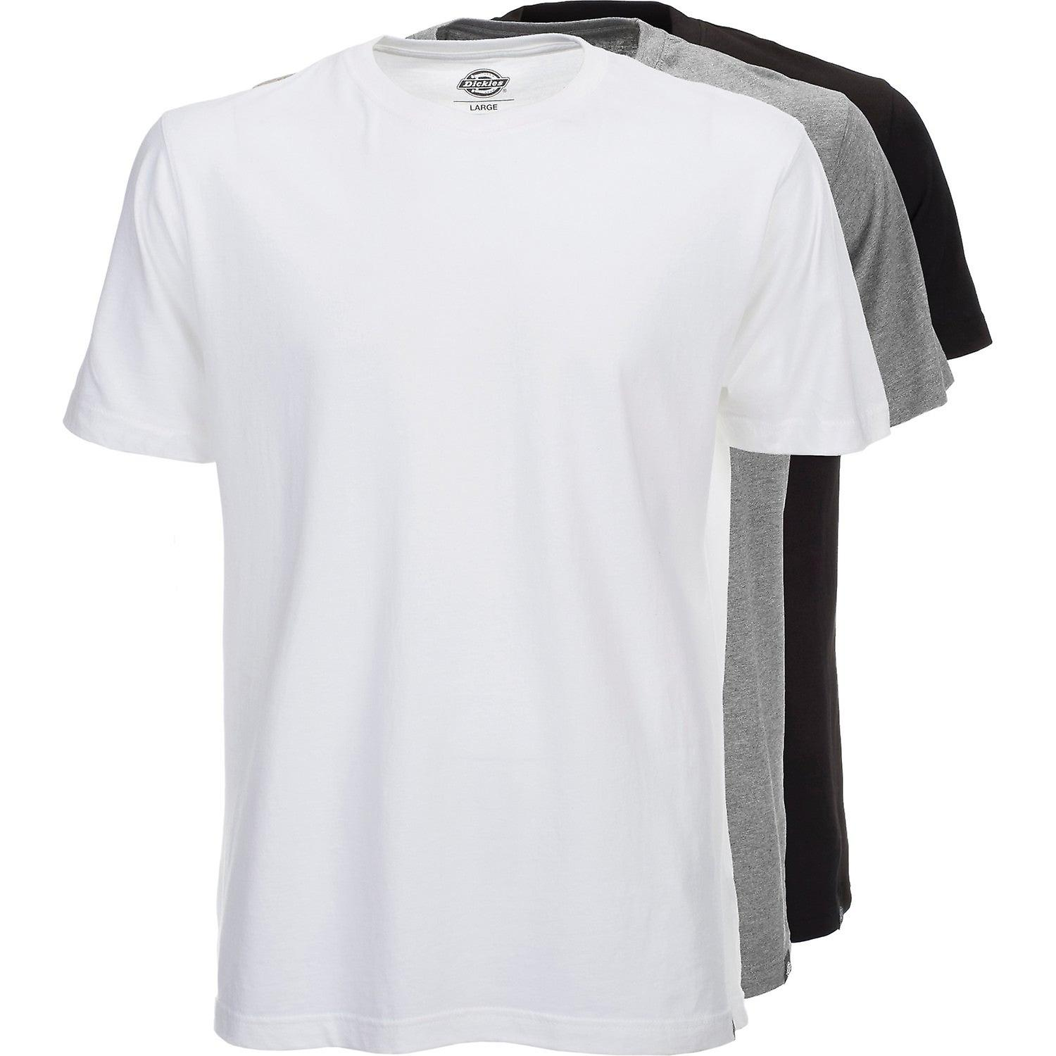 Dickies Multicolour 3PK Short Sleeve T-Shirt