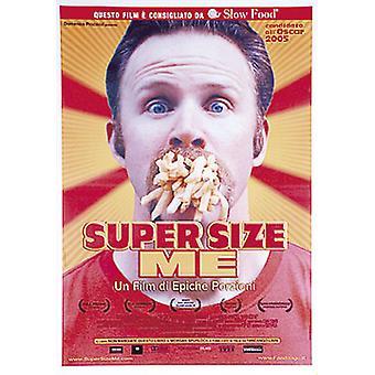 Super Taglia Me (Ristampa internazionale) Ristampa Poster