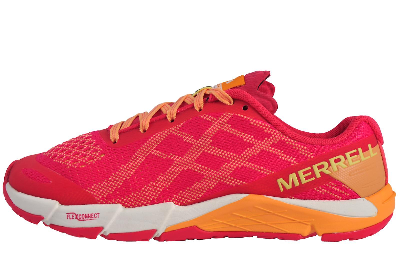 Merrell Bare Access Flex E-Mesh Hot Coral
