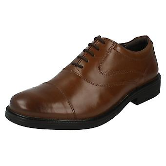 Mens Hush Puppies Formal Shoes Style - Rockford Oxford CT