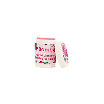 Bomb Cosmetics Lip Balm - Spiced Cranberry