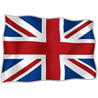 Sticker Sticker Sticker English Flag Uk Union Jack UK Motorcycle Car
