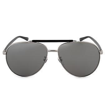 Gucci Aviator Sonnenbrille GG0014S 001 60