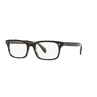 Oliver Peoples Cavalon OV5381U 1441 Black-Olive Tortoise Glasses