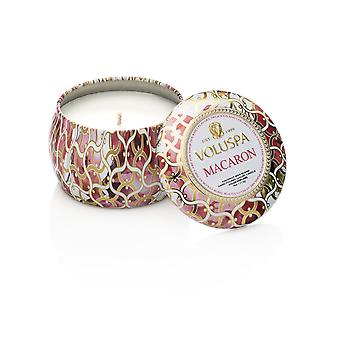 Voluspa Maison Decorative Tin Candle Macaron 113g