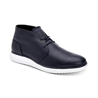Calvin Klein Mens Terrell Closed Toe Ankle Fashion Boots