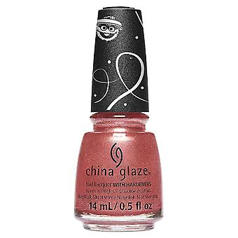 China Glaze Sesame Street 50 Years And Counting 2019 Nail Polish Collection - Giggling All The Way (547104) 14ml