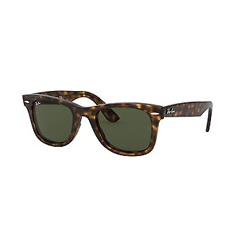 Ray-Ban nya original Wayfarer RB4340 710 Havanna/grön solglasögon