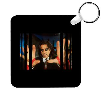 TV Times Alice Cooper 1978 Key Ring