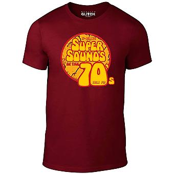 Men's super sound of the seventies t-shirt
