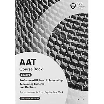 AAT Accounting Systems  Controls Synoptic Assessment