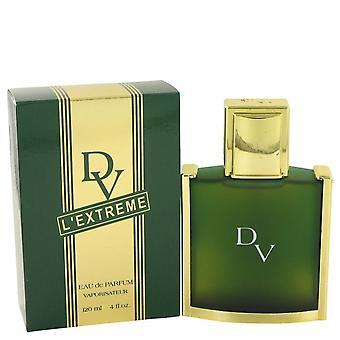 Duc de vervins l'extreme eau de parfum spray door houbigant 491459 120 ml