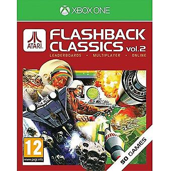 Atari Flashback Classics Collection Vol 2 Xbox One Juego