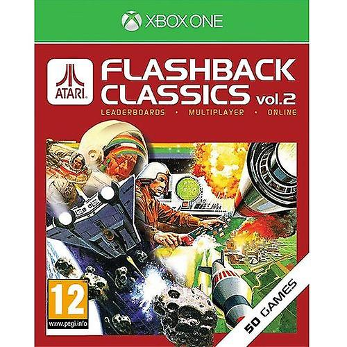 Atari Flashback Classics Collection Vol 2 Xbox One Game