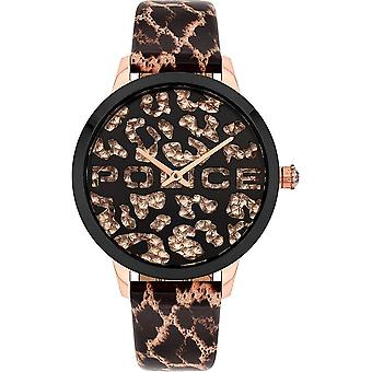 الشرطة - ساعة اليد - السيدات - PL16028MSRB.02