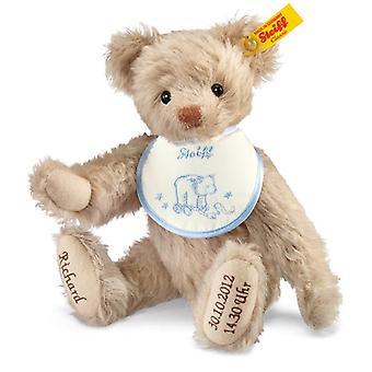 Steiff ours beige naissance 27 cm