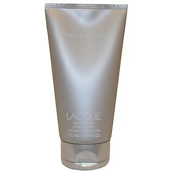 Lalique Fleur De Crystal Body Lotion Perfumed 150ml