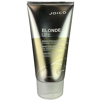 Joico blonde life brightening hair masque that intensely hydrates detoxes & illuminates 5.1 oz