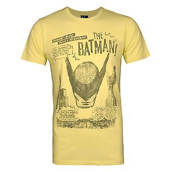 Junk Food Batman No Escape Men's Camiseta