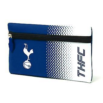 Tottenham Hotspur FC officiel Fade Football plat Crest Pencil Case