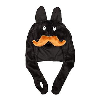 Kozik Stache Labbit Black Hat