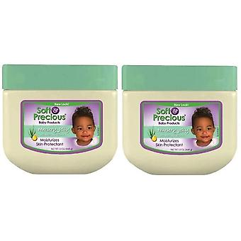 Soft & Precious Nursery Jelly with Aloe and Vitamin E (2-Pack)