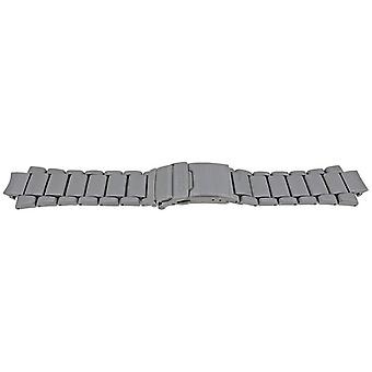 Authentieke burger horloge armband 25mm titanium 59-s02374