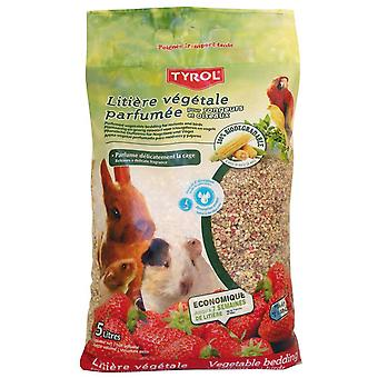 Tyrol Plant Litter Perfumed 5L (Roedores , Lechos y sustratos)