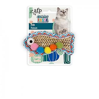 AFP Whisker Fish Party (Cats , Toys , Movement)