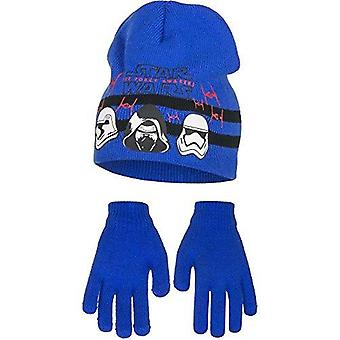 Star Wars chlapci klobouk a rukavice set
