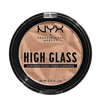 NYX PROF. MAKEUP High Glass Illuminating Powder 4g - Daytime Halo