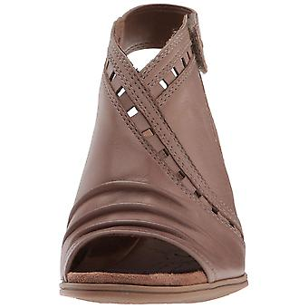Cobb Hill Womens CG9614 Leather Peep Toe SlingBack Mules