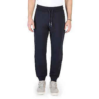 Armani Jeans Original Men All Year Tracksuit Pant Blue Color - 57982