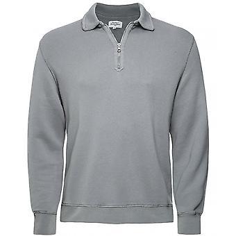 Hartford Zip Placket Sweatshirt