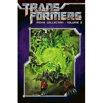 Transformers Movie Collection - v. 2 by Chris Mowry - Simon Furman - A
