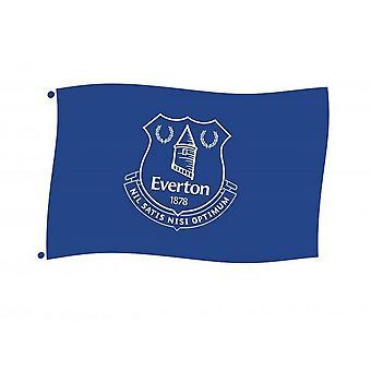 Everton FC Core Crest Flag