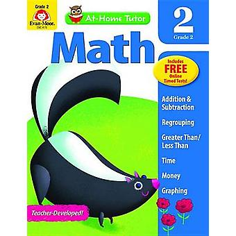At-Home Tutor Math - Grade 2 by Evan-Moor Educational Publishers - 97