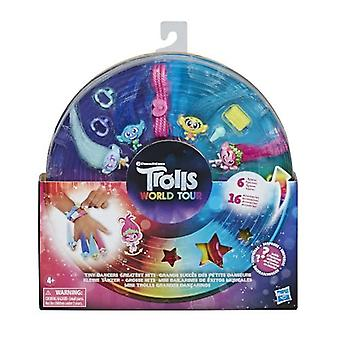 Trolls World Tour - Tiny Dancers Greatest Hits Figures