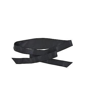 Federica Tosi Fte20ct1220ep0014black Women's Black Leather Belt
