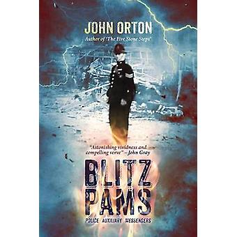 Blitz PAMs Police Auxiliary Messengers by Orton & John