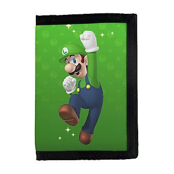 Süper Mario Luigi Cüzdan
