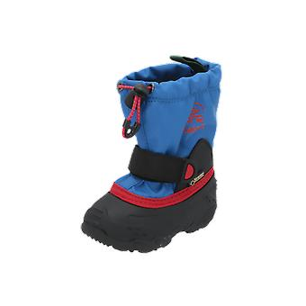 Kamik WATERBUGTG Kids Boots Blue Lace-Up Boots Winter