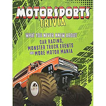 Motorsports Trivia - What You Never Knew About Car Racing - Monster Tr