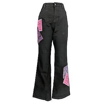 Femmes avec contrôle Femmes-apos;s Jeans My Wonder Denim Boot-Cut Black A347551