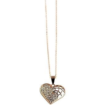 Akzent - Necklace - Stainless Steel - Woman - 50.00 cm 002950000007