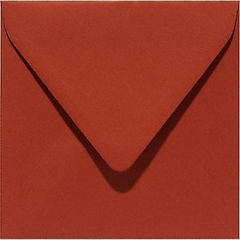 Papicolor 6X Envelope 140X140mm Rouille