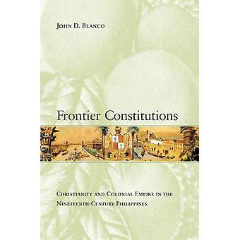 Frontier Perustuslaeissa - kristinusko ja Colonial Empire Ninet