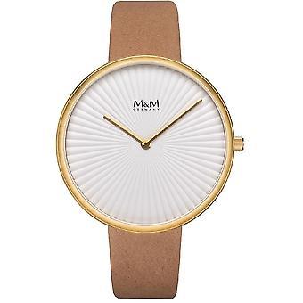 M-amp;M Allemagne M11943-512 Big time Ladies Watch
