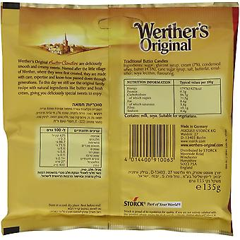 Werthers Original Butterbonbons, 15 Packungen 135g